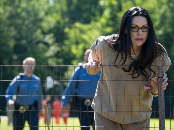 Will Alex (Laura Prepon) etwa fliehen?