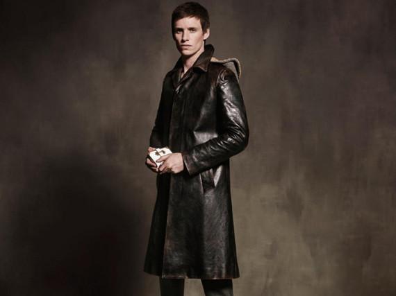 Eddie Redmayne macht als Prada-Model eine gute Figur