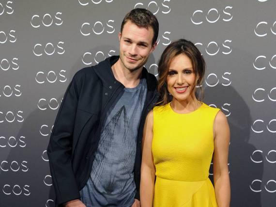 Nazan Eckes und ihr Mann Julian Khol im März 2016