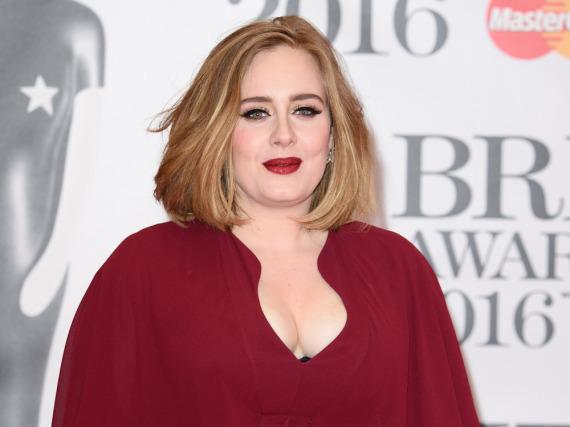 Adele bei den