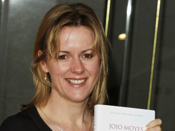 Hatte schon viele Jobs, um sich über Wasser zu halten: Jojo Moyes