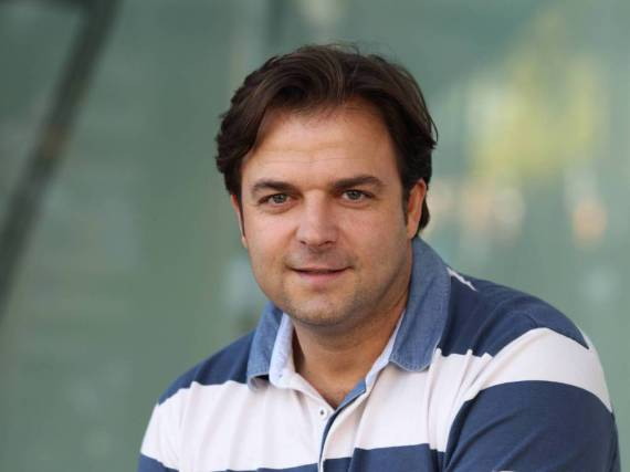 Tiertrainer Martin Rütter kennt sich mit Hunden - und Menschen - aus