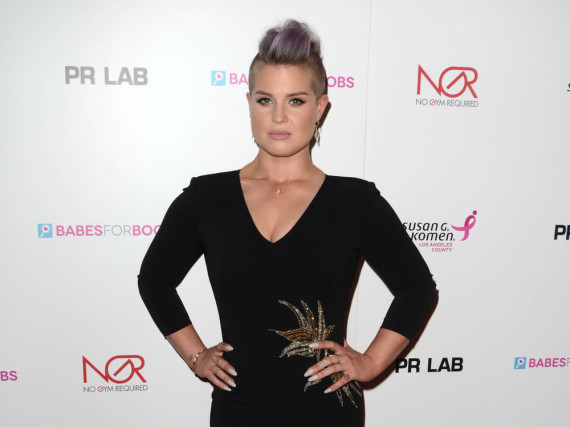 Kelly Osbourne bei der Babes For Boobs Live Bachelor Auction in Los Angeles