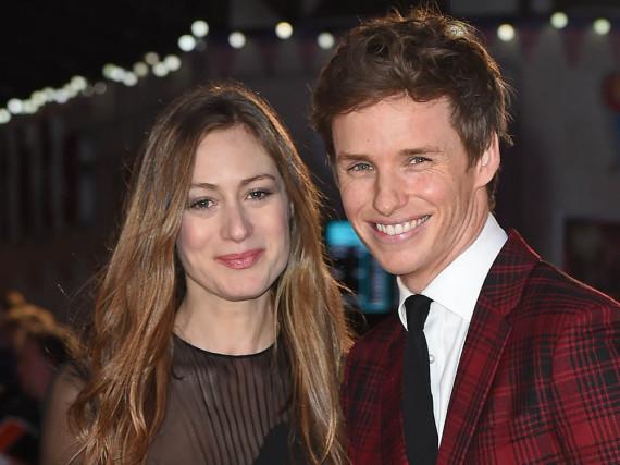 Eddie Redmayne und Hannah Bagshawe sind Eltern geworden
