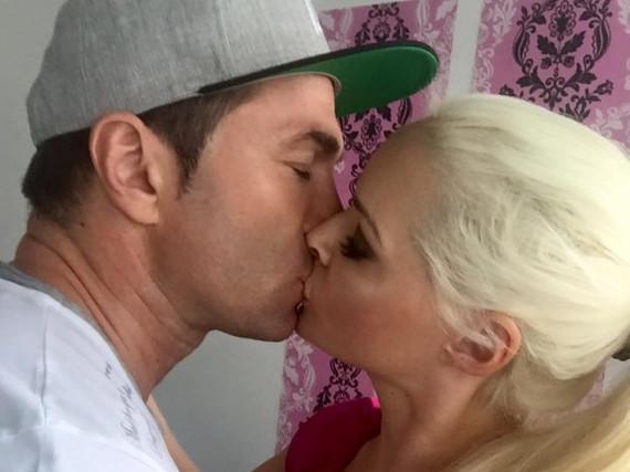 Frisch verliebt wie am ersten Tag: Ob sich Daniela Katzenberger und Lucas Cordalis so auch bei