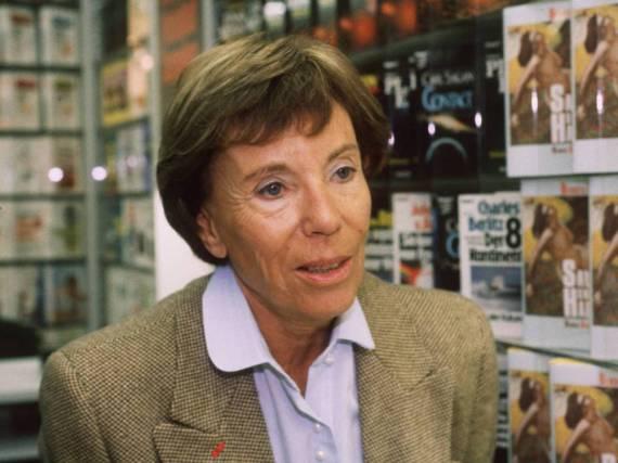 Benoîte Groult ist im Alter von 96 Jahren verstorben.