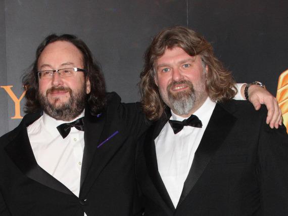 Si King und Dave Myers von den Hairy Bikers haben zusammen abgenommen