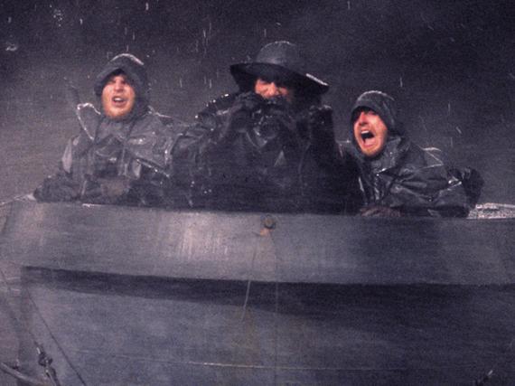 Das Kriegsdrama über den U-Boot-Krieg im 2. Weltkrieg wird 1981 zu einem weltweiten Erfolg