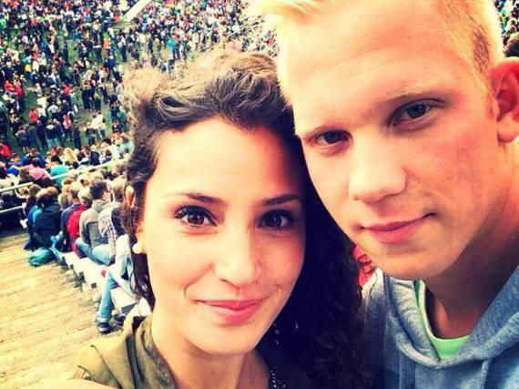 Nadine Menz und Sascha Bigalke werden im kommenden Sommer heiraten.