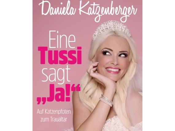 Das Buch zu Daniela Katzenbergers Traumhochzeit