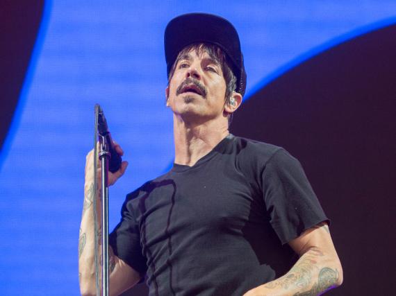Red-Hot-Chili-Peppers-Frontmann Anthony Kiedis kann Heidi Klum scheinbar einfach nicht vergessen
