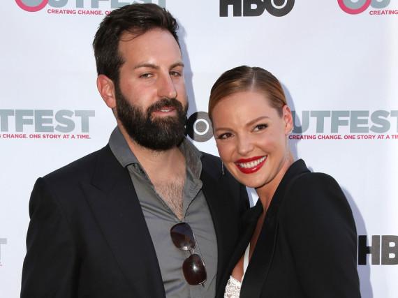 Glückliches Paar: Katherine Heigl und Josh Kelley bei einer Filmpremiere im Sommer 2015