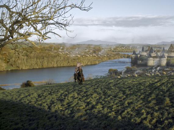Die malerischen Landschaften Nordirlands sind wie geschaffen für