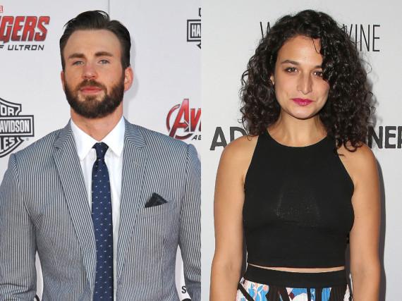 Sind angeblich schon seit Mai dieses Jahres ein Paar: Chris Evans und Jenny Slate