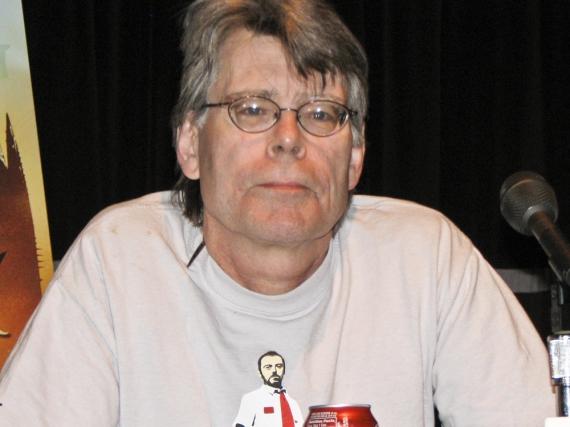 Stephen King: Einer der gefragtesten Autoren der letzten Jahrzehnte