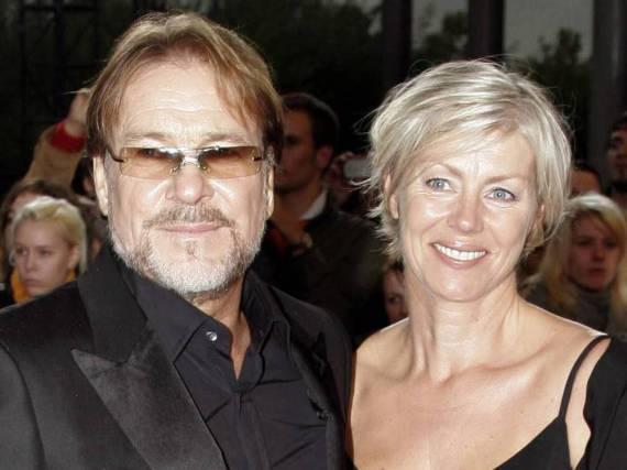 Götz George und Marika Ullrich waren seit 1997 ein Paar