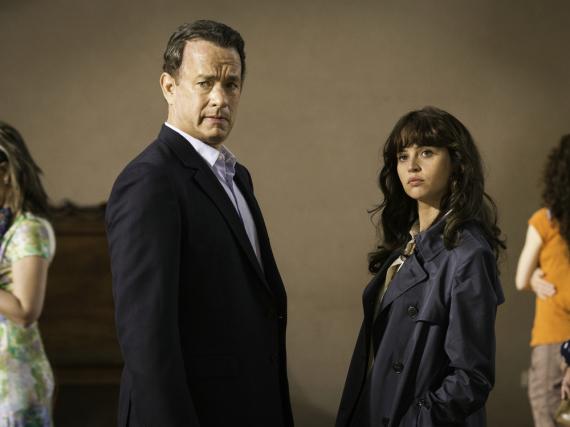 Welche Aufgaben warten auf Robert Langdon (Tom Hanks) und welche Rolle spielt Dr. Sienna Brooks (Felicity Jones) in der Geschichte?