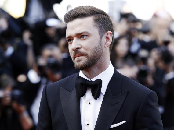 Justin Timberlake bei den Filmfestspielen in Cannes 2016