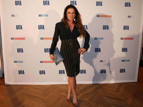 Christine Neubauer bei der UFA Reception