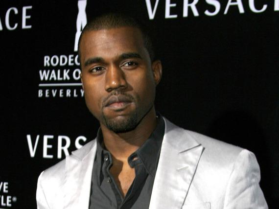 Kanye West spaltet mal wieder die Gemüter