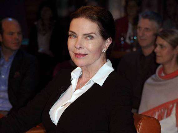 Gudrun Landgrebe stand mehrmals mit Götz George vor der Kamera