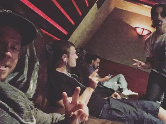 Die Backstreet Boys haben immer noch Spaß zusammen