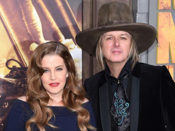 Lisa Marie Presley und Michael Lockwood waren zehn Jahre verheiratet