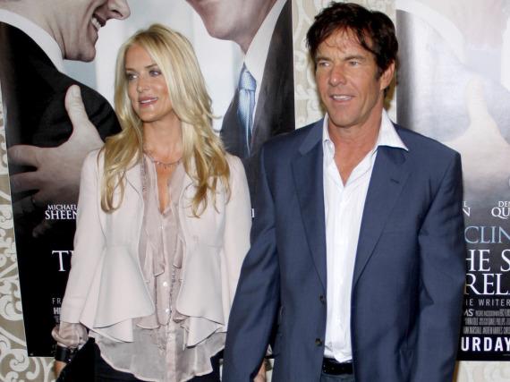 Dennis und Kimberly Quaid heirateten 2004
