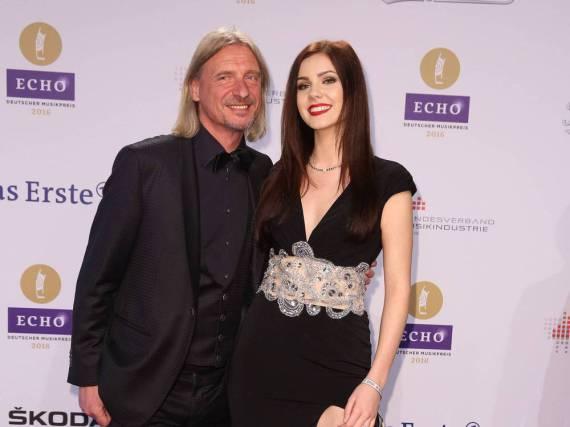 Frank Otto und Nathalie Volk planen eine gemeinsame Zukunft