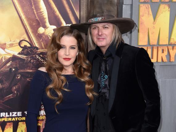 Mit Michael Lockwood schien Lisa Marie Presley endlich ihre große Liebe gefunden zu haben