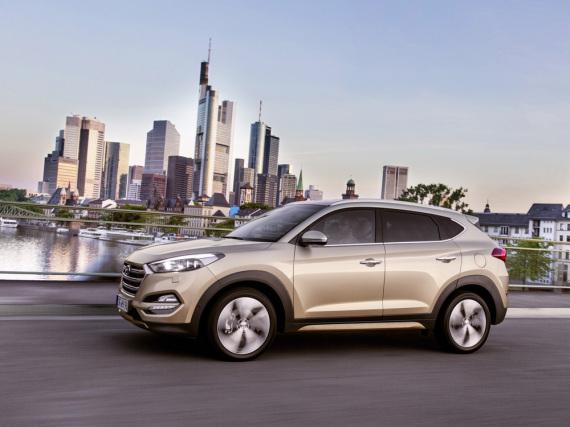 Ernstzunehmende SUV-Konkurrenz für Premiumhersteller: Hyundai Tucson