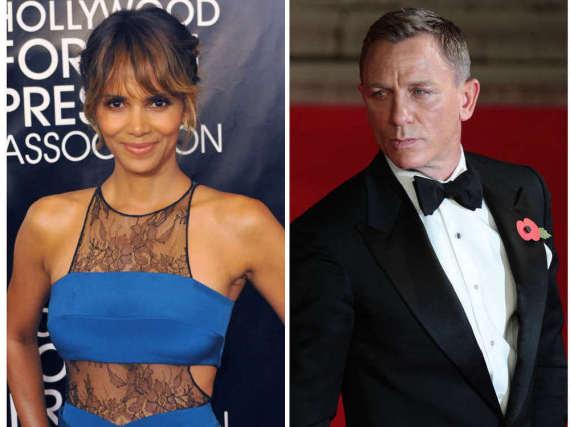 Spielen Halle Berry und Daniel Craig bald Seite an Seite?