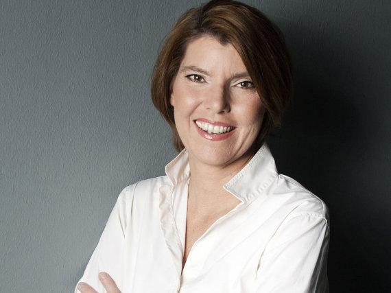 Bettina Böttinger musste hart kämpfen, um im Business Anerkennung zu bekommen