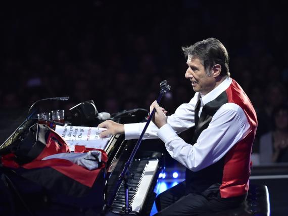 Udo Jürgens war noch bis kurz vor seinem Tod auf Tour - auch Live-Aufnahmen gehören zu seinem musikalischen Vermächtnis