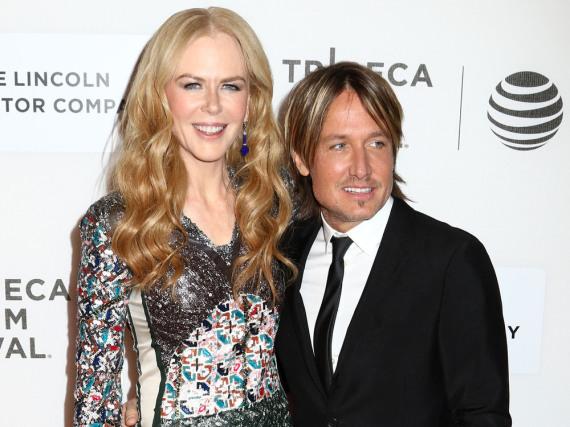 So sieht ein glückliches Ehepaar aus: Nicole Kidman und Keith Urban