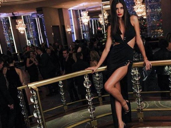Straffe Oberschenkel wie die von Model Sara Sampaio sind der Traum vieler Frauen