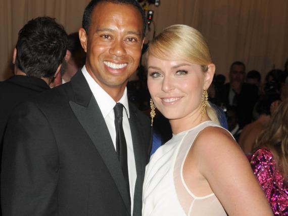 Tiger Woods und Lindsey Vonn trennten sich im Mai 2015