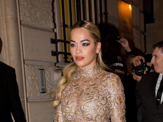 Rita Ora hat sich offenbar in den letzten Wochen zu viel zugemutet