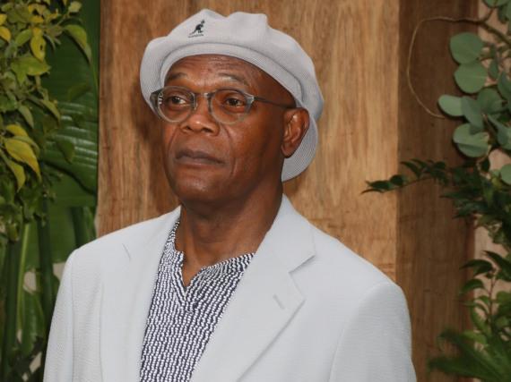 Seit seinem Entzug 1991 ist Samuel L. Jackson clean