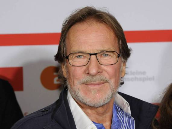 Starb im Alter von 77 Jahre: Schauspieler Götz George