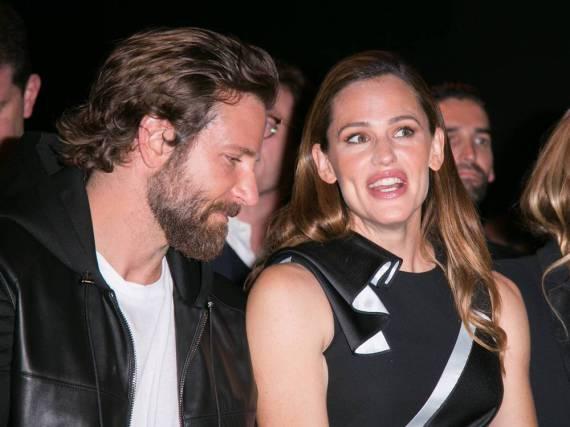 Jennifer Garner und Bradley Cooper hatten sich viel zu erzählen