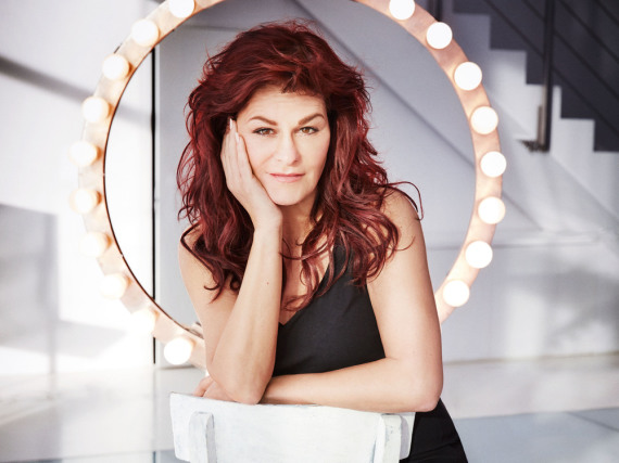 Andrea Berg feiert mit ihrem Album