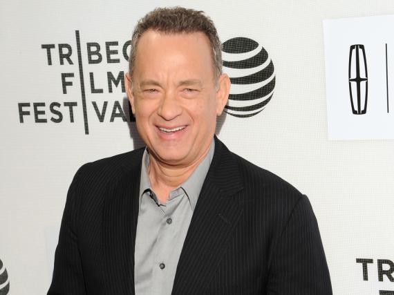 Tom Hanks ist in zweiter Ehe mit Rita Wilson verheiratet