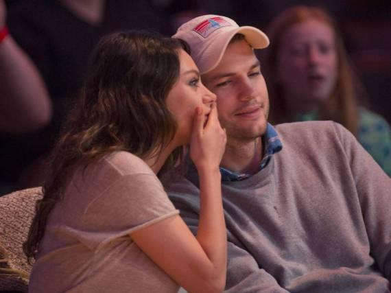 Ein echtes Hollywood-Traumpaar: Mila Kunis und Ashton Kutcher