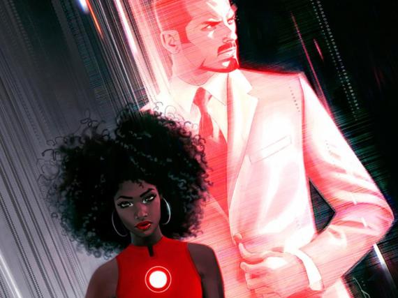 Ab Herbst gibt es einen weiblichen Iron Man