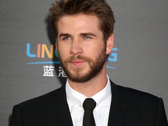 Liam Hemsworth wird von PETA gefeiert