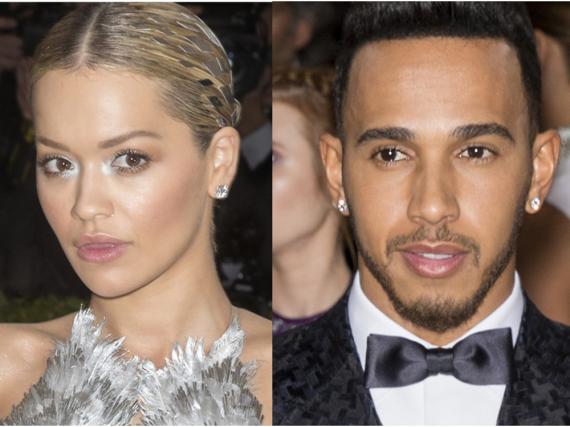 Sind Rita Ora und Lewis Hamilton mehr als nur Freunde?