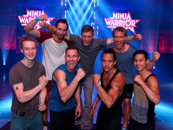 Diese sieben Athleten aus der ersten Sendung haben es in das Finale geschafft