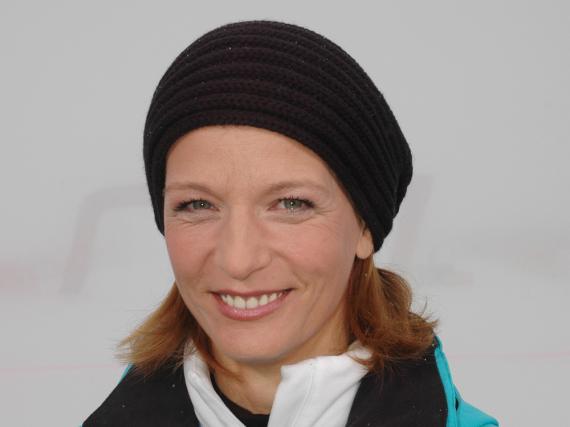 Jana Thiel war 16 Jahre lang Wintersport-Reporterin des ZDF