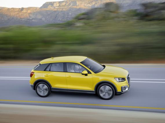 Möchte im Premium-Segment kleiner Crossover wildern: Audi